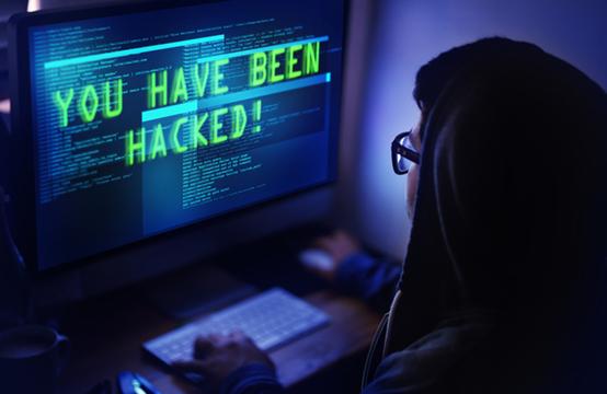 Hacker ransomware